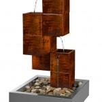 fontaine-acier-cubique