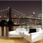 papier-peint-panoramique-pont-de-brooklyn