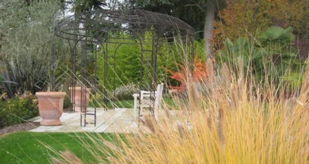 Octobre dans votre jardin d'ornement !